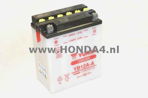 98202-22250 Yuasa YB12A-A Battery (was: 12n12a-a) with acid