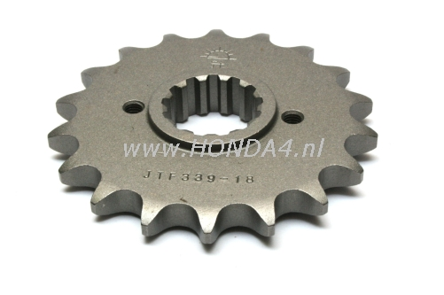 23801-425-017 530 Frontsprocket 17 teeth